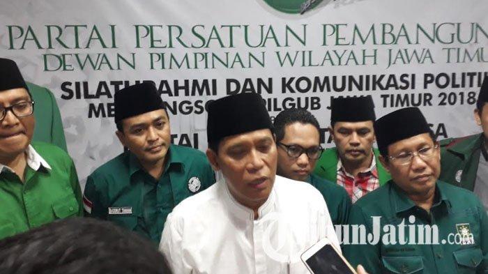 Hanya Dapat 1 Kursi, PPP Lebih Pilih Cari Koalisi Daripada Cari Figur di Pilwali Surabaya 2020