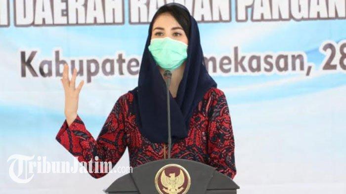 Tips Rawat Kesehatan Jantung AlaKetua Forikan Jatim, Arumi Bachsin: Sering-sering Ikan Patin