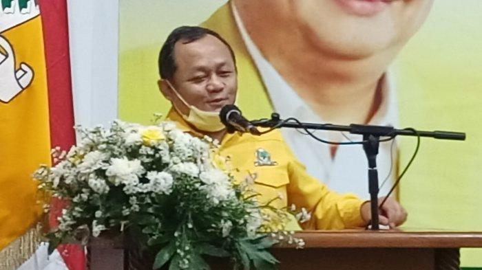 Ketua Golkar Jatim Didorong Maju Pilgub 2024, Sarmuji Beri Tanggapan, Masih Nyaman Dengan Khofifah