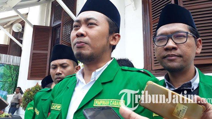 Tangkal Radikalisme, Ansor Surabaya Tantang Kontestan Pilwali Surabaya Teken Pakta Integritas