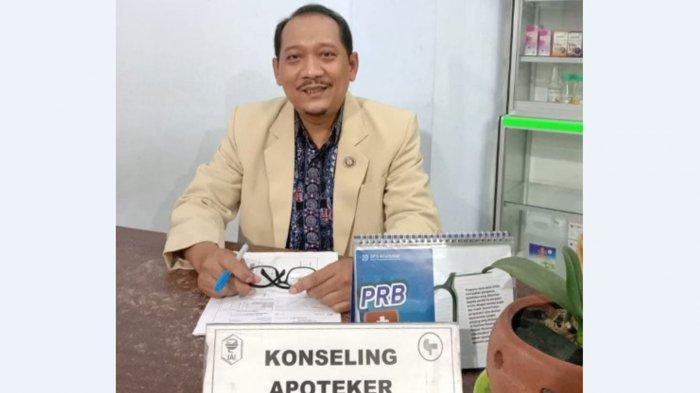 Ketua IAI Kabupaten Tulungagung Minta Apoteker dan Apotek Terus Dukung Program JKN-KIS