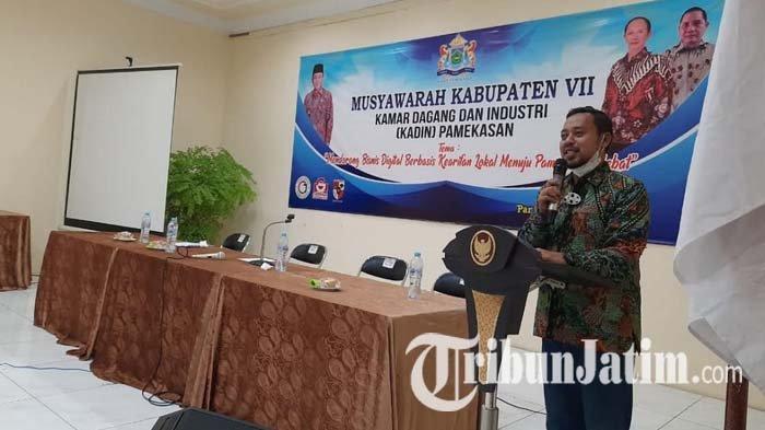 Harisandi Savari Terpilih Sebagai Ketua Kadin Pamekasan 2021-2026, Beberkan Strategi Program Kerja