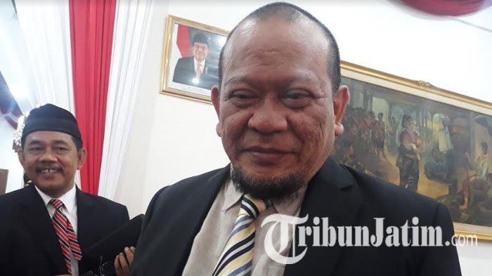 Ketua DPD RI LaNyalla Harapkan Pemerintah Prioritaskan Pengusaha Lokal