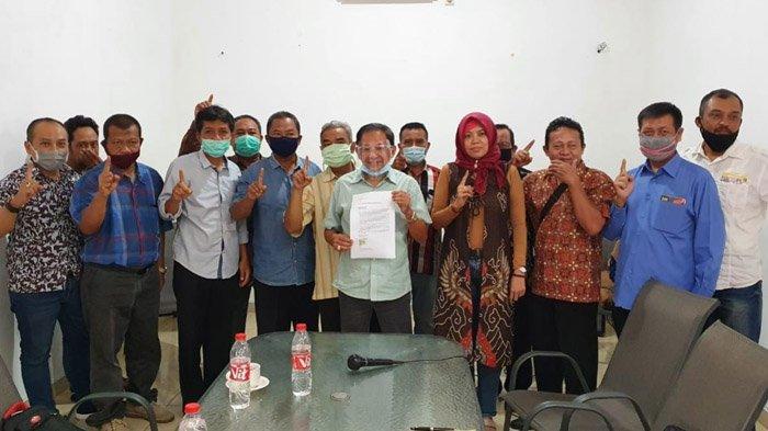 Ketua Majelis Pertimbangan Partai (MPP) Partai Amanat Nasional (PAN) Jawa Timur, Sugeng mundur dari partai yang dibesarkannya, Senin (12/10/2020).