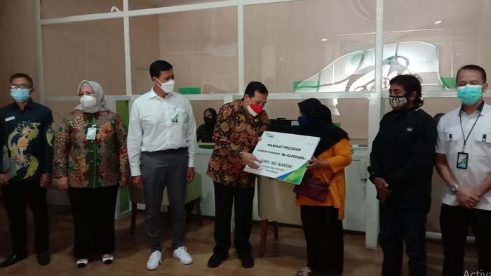 Hari Pelanggan Nasional, Ketua Ombudsman RI Lakukan Sidak ke Kantor BPJS Ketenagakerjaan Malang