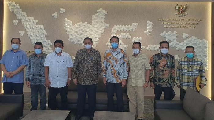 Kawal Pertemuan dengan Ketua Umum Golkar, PDK Jatim Bulat Dukung Azis Syamsuddin Pimpin Kosgoro