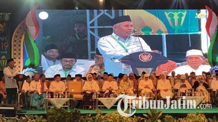 Khofifah Kenalkan Menteri Asli NU & Santri Hadiri SCNC, PWNU Jatim Malah Tak Kenal Menteri Agama