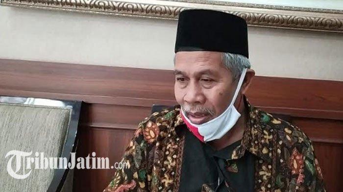 Ketua PWNU Jatim, KH Marzuki Mustamar Imbau Khutbah Idul Adha Tidak Berlama-lama