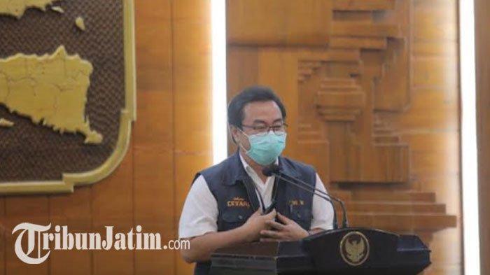Attack Rate Covid-19 Surabaya Melonjak Tertinggi di Indonesia, Gugus Jatim: Harusnya Balik PSBB