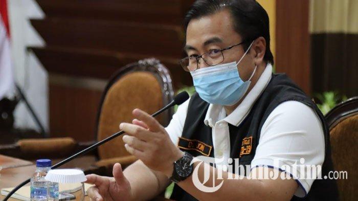 UPDATE CORONA di Jawa Timur Selasa 2 Juni, Capaian Tertinggi, Sehari Ada 100 Pasien Covid-19 Sembuh