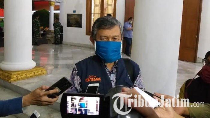 Hasil Rapid Test Pedagan Pasar Pujon 3 Reaktif, Gugus Tugas Jatim Puji Penerapan Protokol Covid-19