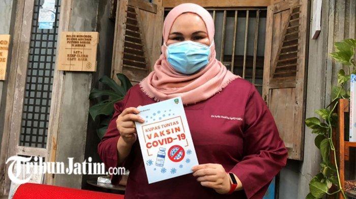 Dokter Syifa Ketua Satgas Covid-19 NU Malang Raya: Kadar Proteksi dari Vaksin Covid-19 Bervariasi