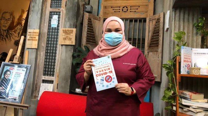 Kejar Herd Immunity, Ketua Satgas Covid NU Malang Raya Terus Imbau Masyarakat Tidak Ragu Vaksinasi