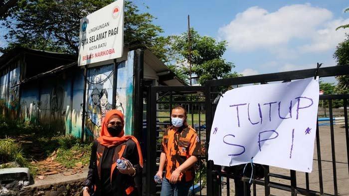 Pemuda Pancasila Minta Para Guru di SPI Kota Batu Menjaga Keamanan Penghuni Asrama