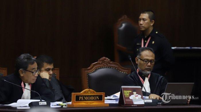 4 Poin dari Sidang Sengketa Pilpres 2019, Singgung Soal Cuti hingga Hakim Kembali Tegur BW