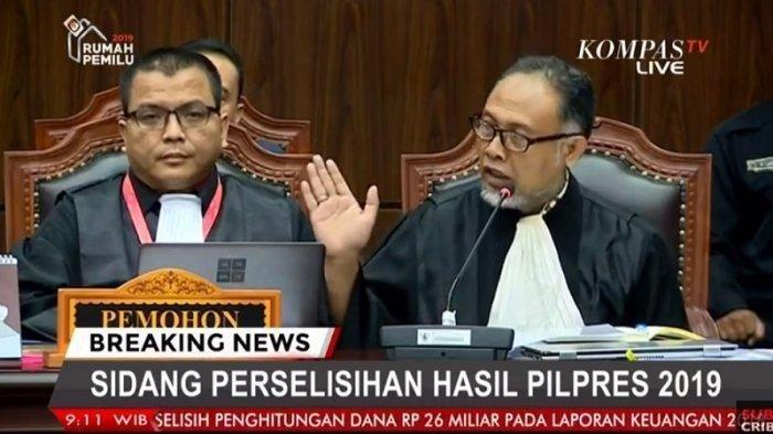 KPU Cuma Hadirkan Seorang Saksi Ahli, Bambang Widjojanto: Mereka Terlalu Sombong