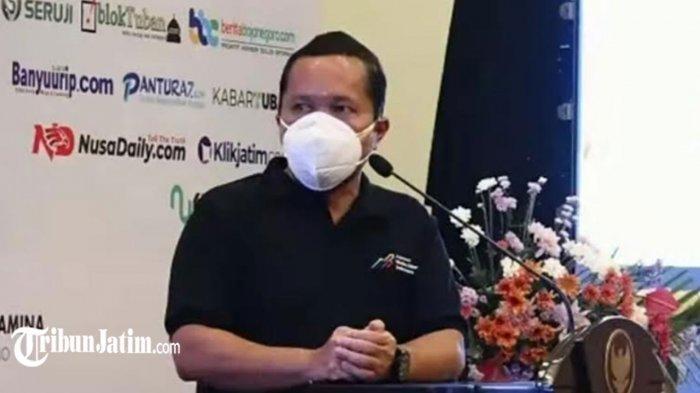 Rakerwil 2021 AMSI Jawa Timur Resmi Digelar, Usung Tema Smart City, Fokus Utama 'Ekonomi Sejahtera'