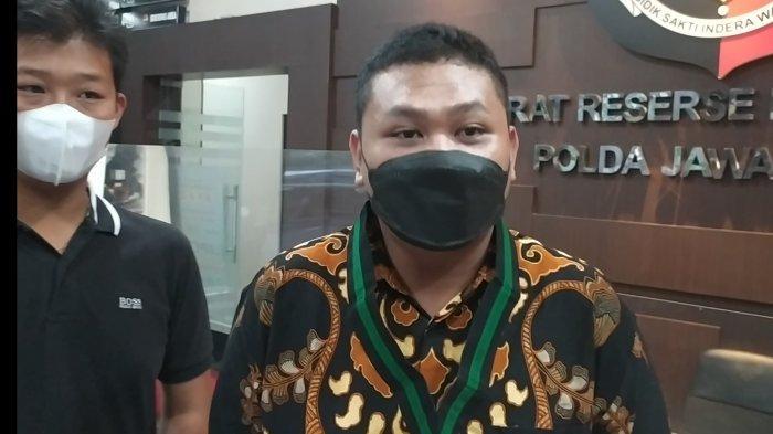 Diperolok Pakai Unggahan Foto 'Penghianat', Ketum HMI Kediri Laporkan 2 Akun IG ke Polda Jatim