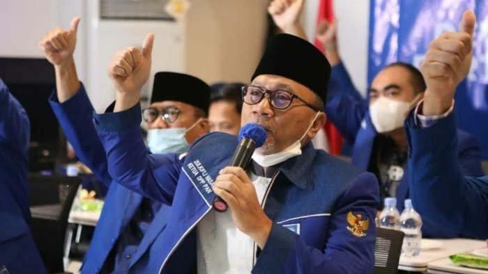 Zulkifli Hasan Targetkan Usung Internal di Pilkada Hingga Pilpres 2024, Kursi PAN Dituntut Naik