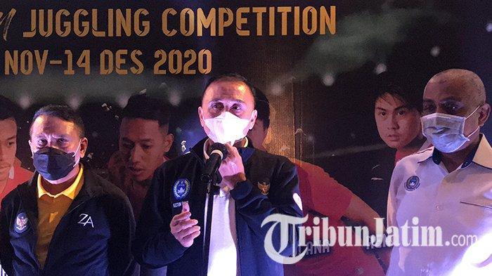 Bicara Mengenai Lanjutan Kompetisi, Ketum PSSI: Semua Bergantung pada Pihak Kepolisian