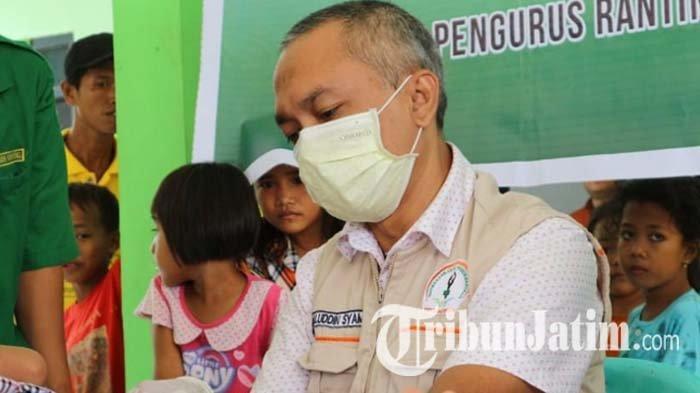 Yayasan PSBB Gelar Khitan Massal di Desa Mangar Pamekasan, Puluhan Anak Dikhitan Gratis