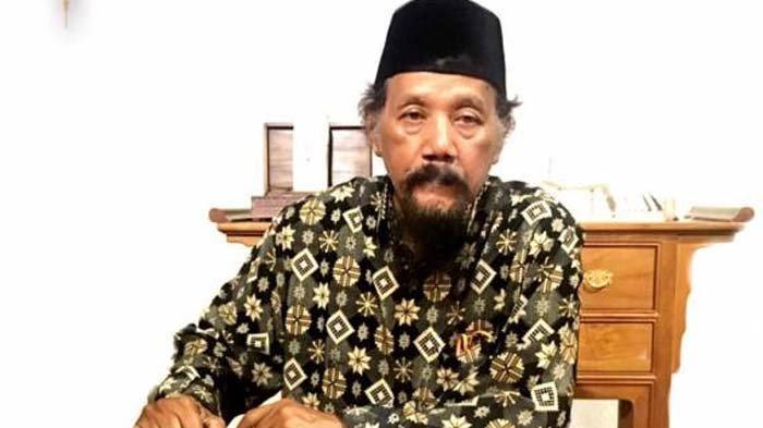 KH Agus Sunyoto Berpulang, PWNU Jatim Kenang Figur Sejarawan yang Berdedikasi Tinggi