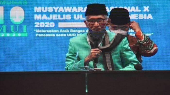 Sosok KH Miftachul Akhyar, Ketua Umum MUI Gantikan Ma'ruf Amin, Pengasuh di Ponpes Miftachus Sunnah