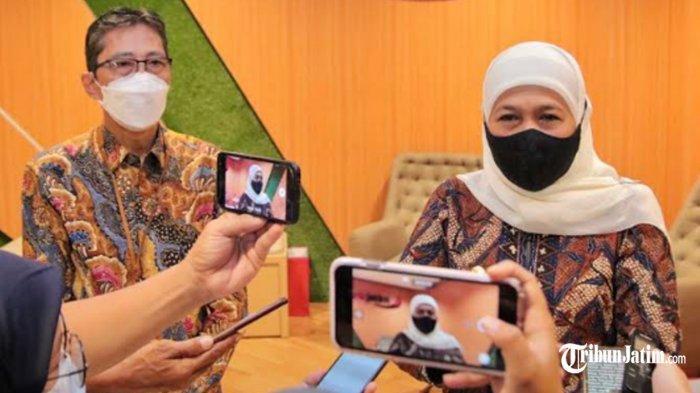 RUPS Bank Jatim Hasilkan Struktur Komisaris Baru, Gubernur Khofifah: Harus Terus Fokus Support UMKM
