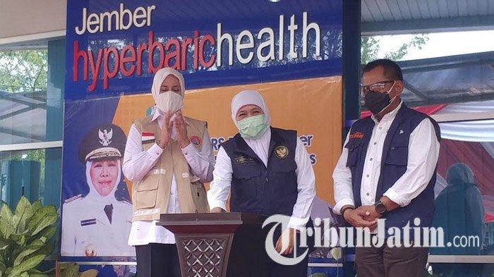 RS Paru Jember Jadi Rumah Sakit Rujukan Khusus Pasien Covid-19, Ada Penambahan Bed