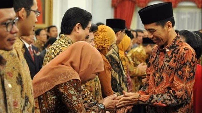 Terpilih Jadi Gubernur Jatim, Khofifah Ungkap Pesan Jokowi yang Diberikan Langsung Kepadanya