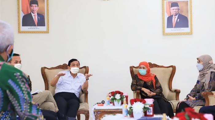 Gubernur Khofifah Dukung Unair Rampungkan Pengembangan Vaksin Merah Putih, Target Selesai Desember