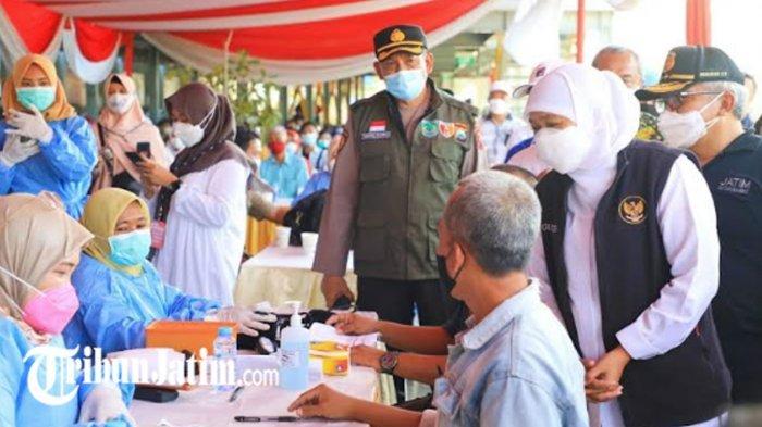 39.688 Pekerja Industri Jawa Timur Sudah Vaksinasi Covid-19, Optimis Ekonomi Keluarga Terus Berjalan
