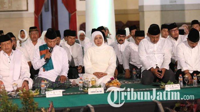 Tahlil Kubro di Bakorwil Madiun Awali Rangkaian HUT Jawa Timur ke-74, Hadiah untuk Pahlawan Jatim