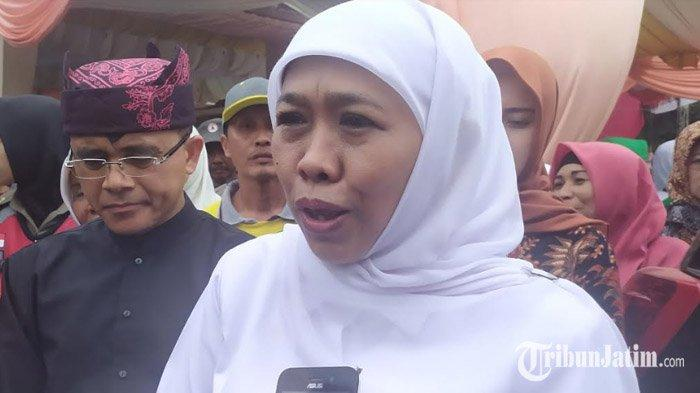 Fuad Amin Eks Bupati Bangkalan Meninggal, Khofifah Takziah ke Graha Amerta Sampaikan Bela Sungkawa