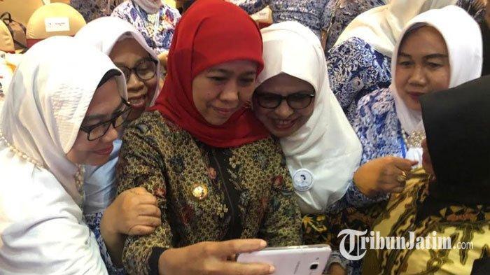 Gubernur Khofifah Dukung IWAPI Bikin Market Place Sendiri, Optimistis Kuatkan Ekonomi di Era Digital