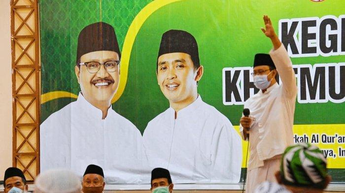 Raih WTP, Pemkot Pasuruan Gelar Khotmil Quran dan Doa Bersama di Pendopo