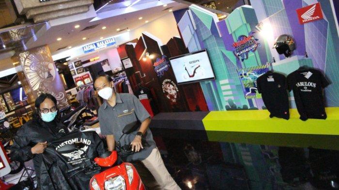 Bukan Sekadar Jualan Motor, MPM Ajak UKM Fashion Unjuk Gigi di Honda Custom Playground Surabaya