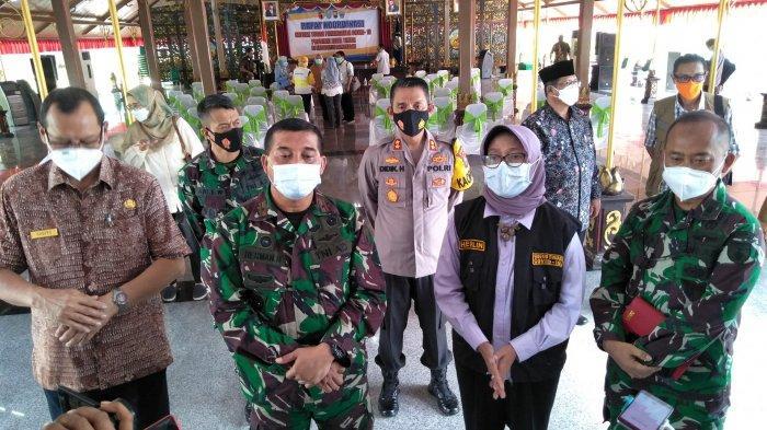 Satgas Covid-19 Propinsi Jawa Timur Minta Pelayanan IGD RSUD Syamrabu Kembali Dibuka