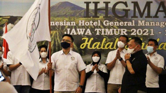 Kepengurusan IHGMA Jatim 2021-2024 Resmi Dilantik, Siap Bikin Pariwisata Jatim Pulih