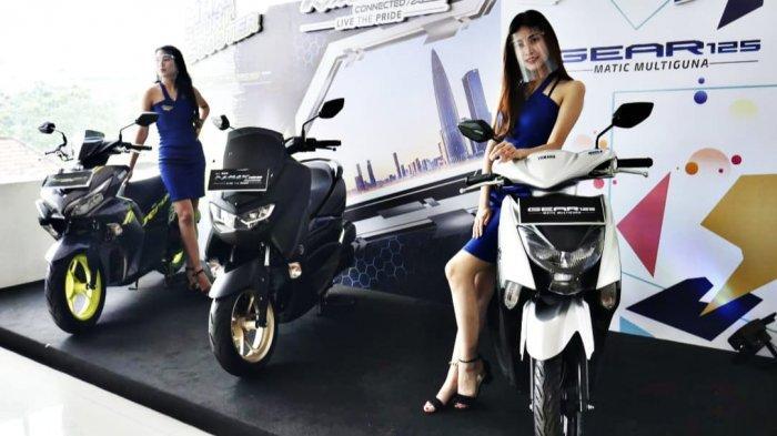 Buruan! Harga Aerox, Nmax dan Gear di Jatim Lagi Murah Berkat Promo Imlek