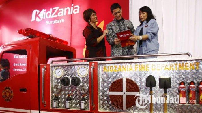 Gelontorkan Invetasi Rp 75 Miliar, KidZania Wahan Permainan Anak Asal Meksiko Ekspansi ke Surabaya