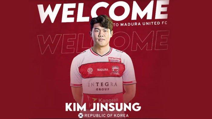 Resmi, Madura United Rekrut Gelandang Asal Korea Selatan, Gantikan Slot Jacob Papper