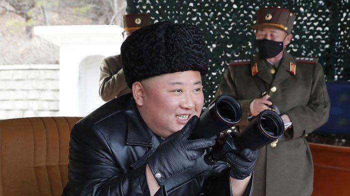 Cara Korea Utara 'Berantas' Virus Corona Covid-19, Diam-diam Minta Alat ke Rusia, Tutup Perbatasan