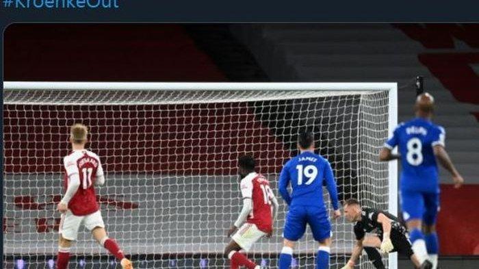 Update Klasemen Liga Inggris - Tumbang di Tangan Everton, Arsenal Kian Menjauh dari Zona Eropa