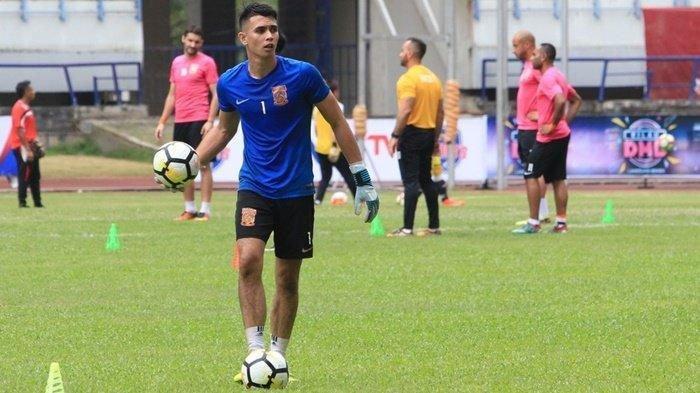 Nadeo Argawinata Masih 'Digantung' Bali United Meski Sudah Dipastikan Direkrut untuk Liga 1 2020