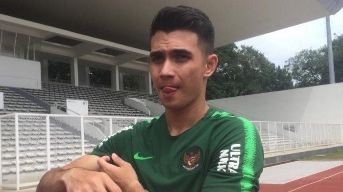 Kiper Timnas U-23 Indonesia Sedih Gawangnya Dijebol Vietnam Tiga Kali saat Final SEA Games 2019
