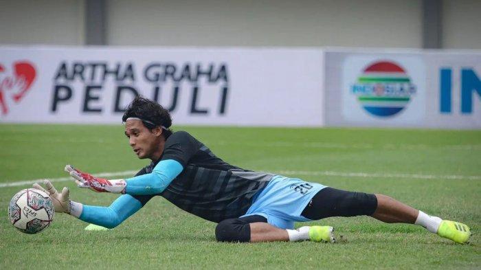 Antisipasi Kekuatan PSM Makassar, Pelatih Kiper Madura United Berikan Menu Khusus untuk Pemainnya