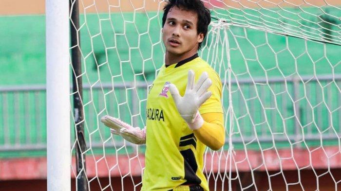 Tak Mau Cerita Musim Lalu Terulang, Kiper Madura United Berharap Kompetisi Bergulir Akhir Agustus