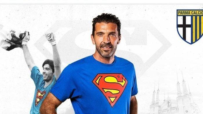 Yakin Bisa Main hingga Usia 48 Tahun, Gianluigi Buffon Memang Superman