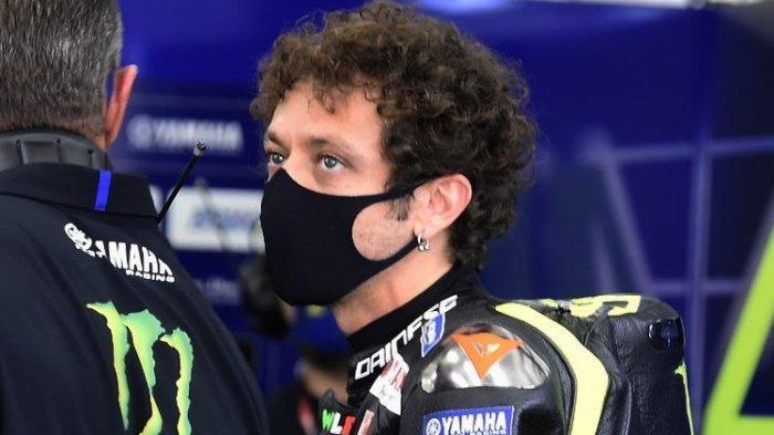 MotoGP 2021 - Valentino Rossi Punya Permintaan Khusus ke Yamaha